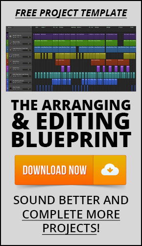 Arranging and Editing Blueprint