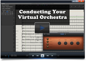 Conducting Your Virtual Orchestra