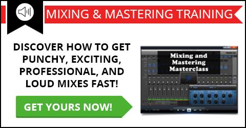Mixing and Mastering Masterclass
